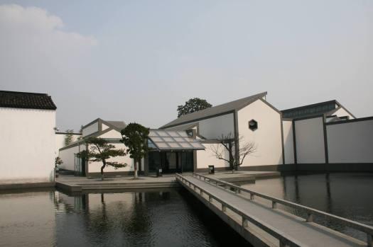 Suzhou Museum, Suzhou, Chine