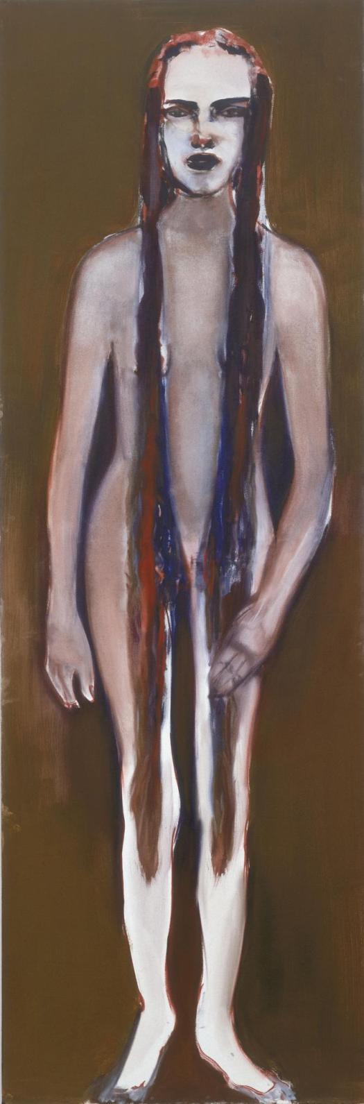 (c) Marlene Dumas - Mgdalena Newman