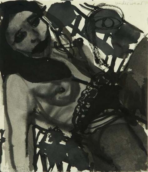 (c) Marlene Dumas