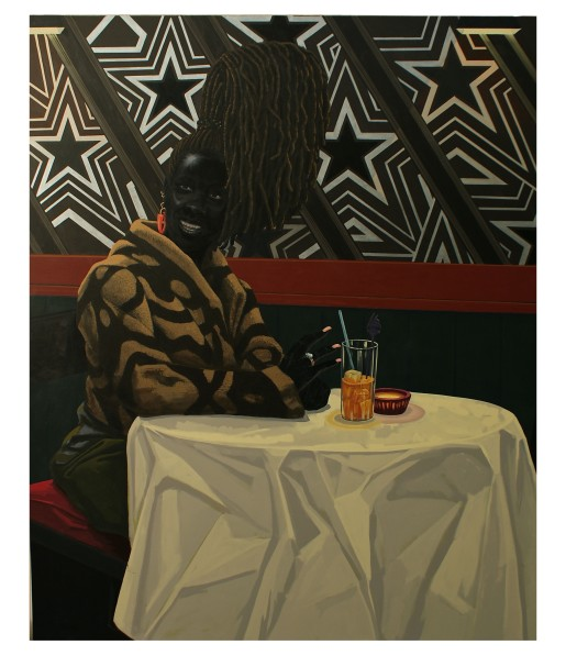 (c)  Kerry James Marshall: