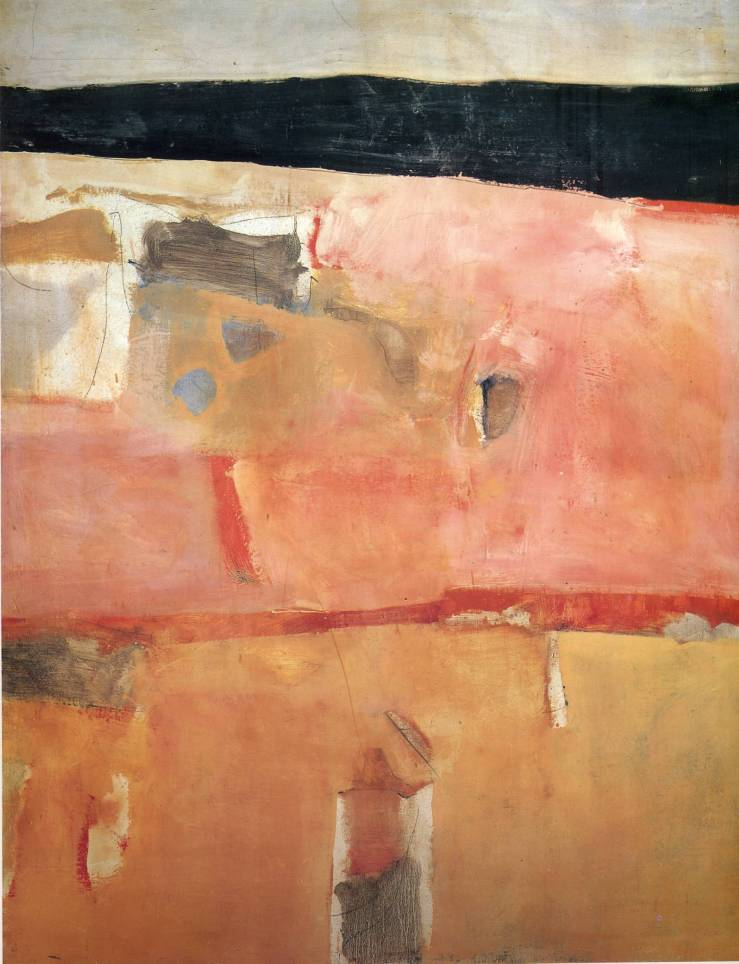 (c) Richard Diebenkorn, albuquerque-no-11