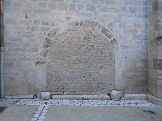 Porte muette-p