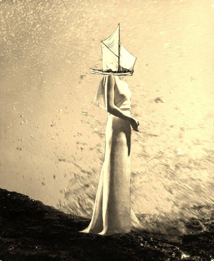 Kansuke Yamamoto - A Chronical of Drifting Collage